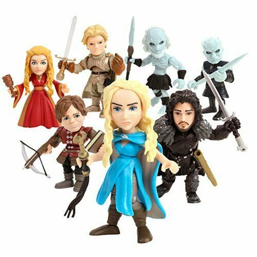 Primary image for Game of Thrones Action Vinyl Wave 1 Display Box- 12 Mini Loyal Subject Figures