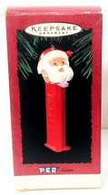 Hallmark Keepsake Ornament PEZ Santa 1995 - $4.50
