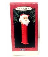Hallmark Keepsake Ornament PEZ Santa 1995 - $4.50