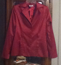 Euphoria Calvin Klein Fuchsia Jacket Size: M - $21.29