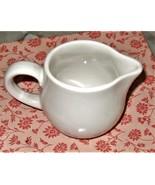 Vintage RESTAURANT WARE Creamer Syracuse China Syrup Pitcher - $9.00