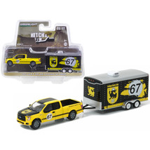 2015 Ford F-150 and Terlingua Racing Trailer Hitch & Tow Series 9 1/64 D... - $24.92