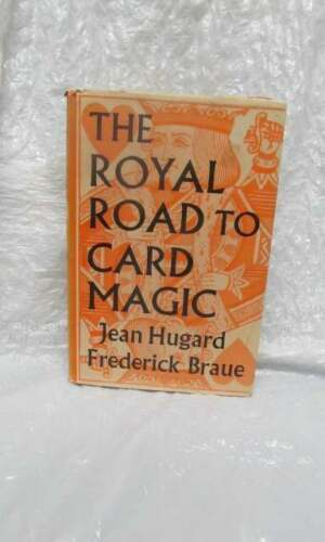 Primary image for The Royal Road to Card Magic by Hugard & Braue