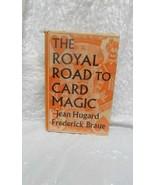 The Royal Road to Card Magic by Hugard & Braue - $34.30