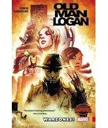 Wolverine: Old Man Logan Vol. 0: Warzones [Paperback] Bendis, Brian Mich... - $8.88