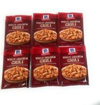 McCormick White Chicken Chili Spice Mix (6 Packs) 1.25 oz ea New - $26.68
