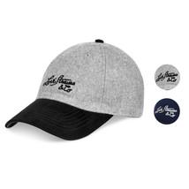 Levi's Men's Classic Wool Adjustable Strap Curved Bill Trucker Baseball Hat Cap