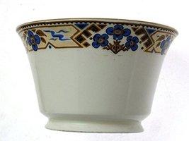 bridgwood Anchor China Floral Sugar Bowl - $25.47