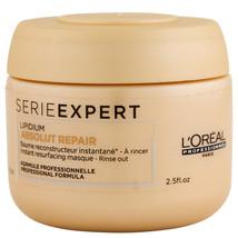 L'Oreal Professionnel Absolut Repair Lipidium Masque 2.5 fl oz  - $13.34