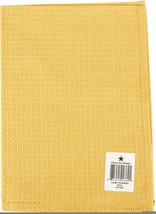 """Dunroven House Waffle Weave Kitchen Towel 20""""x28""""-solid Melon #aah - $9.39"""