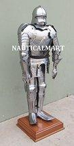 NauticalMart Classical Replica Gothic Suit Of Armour - $799.00