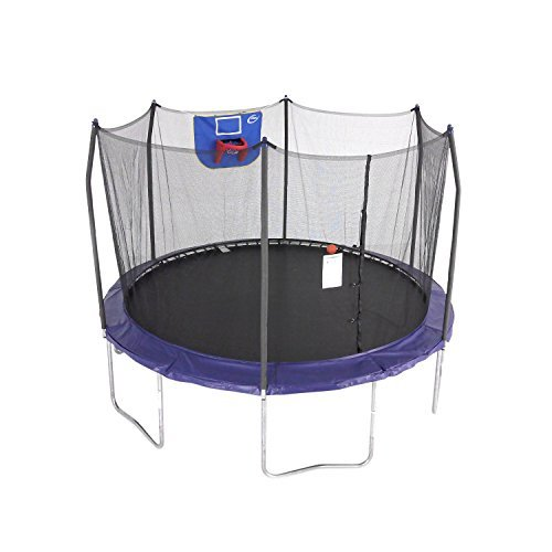 Trampoline Parts Center Coupon Code: Skywalker Trampolines 12-Foot Jump N' Dunk Trampoline With