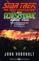 The Genesis Wave: Book 2 (Star Trek, the Next Generation) John Vornholt ... - $24.74