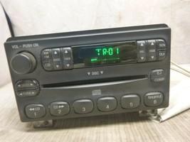 01 02 03 04 Ford Mustang Explorer Radio Cd Player 3L2T-18C815-UA CEL64 - $37.13