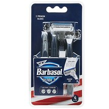 Barbasol Ultra 3 Premium Disposable Razor, 4 Count image 12