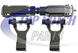 Yamaha Raptor 660 660R Atv Front & Rear Billet Lowering Kit - $39.95