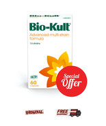 A.Vogel Bio-Kult 60caps *advanced multi-strain formula *4 strains of pro... - $35.61