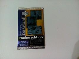 1 New Ud 1998 Rookie Edition Baseball ser.3 Series Three Sealed Pack Upper Deck - $49.45