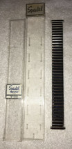 Vintage Speidel Twist O Flex Watch Band Silver New 522/SS - $19.80