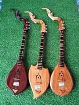 Thai Laos Isan Phin mandolin folk, acoustic string music instrument, Ros... - $143.55