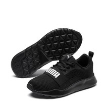 Puma Wired Running Training Casual Men's Mesh Black (366970 01)Various Size - $59.99