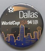 1994 World Cup USA soccer football pin button Washington, DC Rare - No P... - $6.00