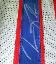 DENNIS RODMAN / NBA H.O.F. / AUTOGRAPHED DETROIT PISTONS CUSTOM JERSEY / BECKETT image 4
