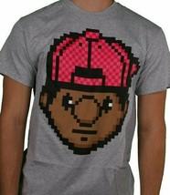 Trukfit Digi Tommy Grey Heather T-Shirt Lil Wayne Size 2XL image 2