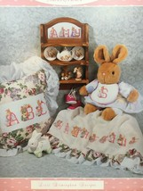 Cross Stitch Patterns Once Upon a Time Birth Sampler Itty Bitty Bears Bu... - $4.75+