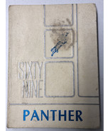 Martin TN Tennessee High School Yearbook Annual 1969 West view Charger P... - $46.74