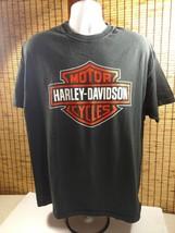 Mens San Juan Capistrano Harley Davidson Cotton Shirt XL HD Biker Motorc... - $18.96