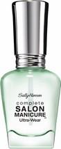 Sally Hansen Salon Manicure Ultra-Wear Top Coat, Clear 3223 - 0.5 fl oz ... - $2.27