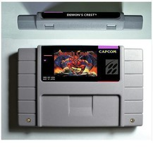 SNES Demon's Crest Demons Crest - US Version - $16.49