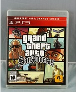 Grand Theft Auto: San Andreas, Play Station 3 (PS3)  Preowned - $18.08