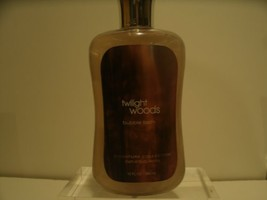 Bath & Body Works Twilight Wood Bubble Bath 10 oz / 295 ml  - $42.97