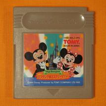 Tokyo Disneyland (Nintendo Game Boy GB, 1995) Japan Import Mickey Disney - $15.14