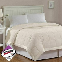 Madison Park Windom Microfiber Down Alternative Stain Resistant Blanket Queen - $64.12