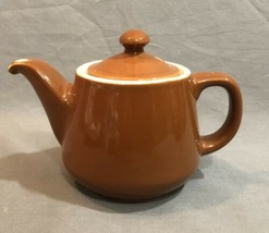 Hall 2322 Teapot Single Serve Small Tea For One Vintage Made In USA - $9.89