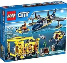 LEGO City Deep Sea Operation Base 60096 - retired  - $198.09