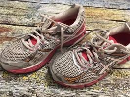 Asics GT 3000 Women Silver Orange Pink Running Shoes Size 9 US 40.5 EU T... - €29,81 EUR