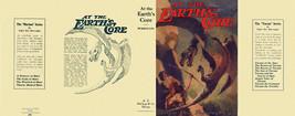 Burroughs, Edgar Rice. At The EARTH'S Core Facsímil Dust Cubierta 1º Mcc... - $22.61