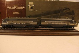 Hallmark - Miniature Lionel 2333 New York Central F-3 Diesel Set W/CASE- Boxed - $63.20