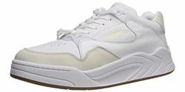 Lacoste Men's Court SLAM Shoe, White/Gum, 8.5 Medium US - $60.87