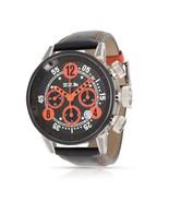 B.R.M. V14 V14-44-BG-CAO-AO Men's Watch in  Titanium - $2,850.00