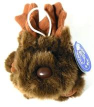 Purrfection MJC Molly Moose Plush Cushy Critter 1997 Bean Bag Stuffed To... - $8.91