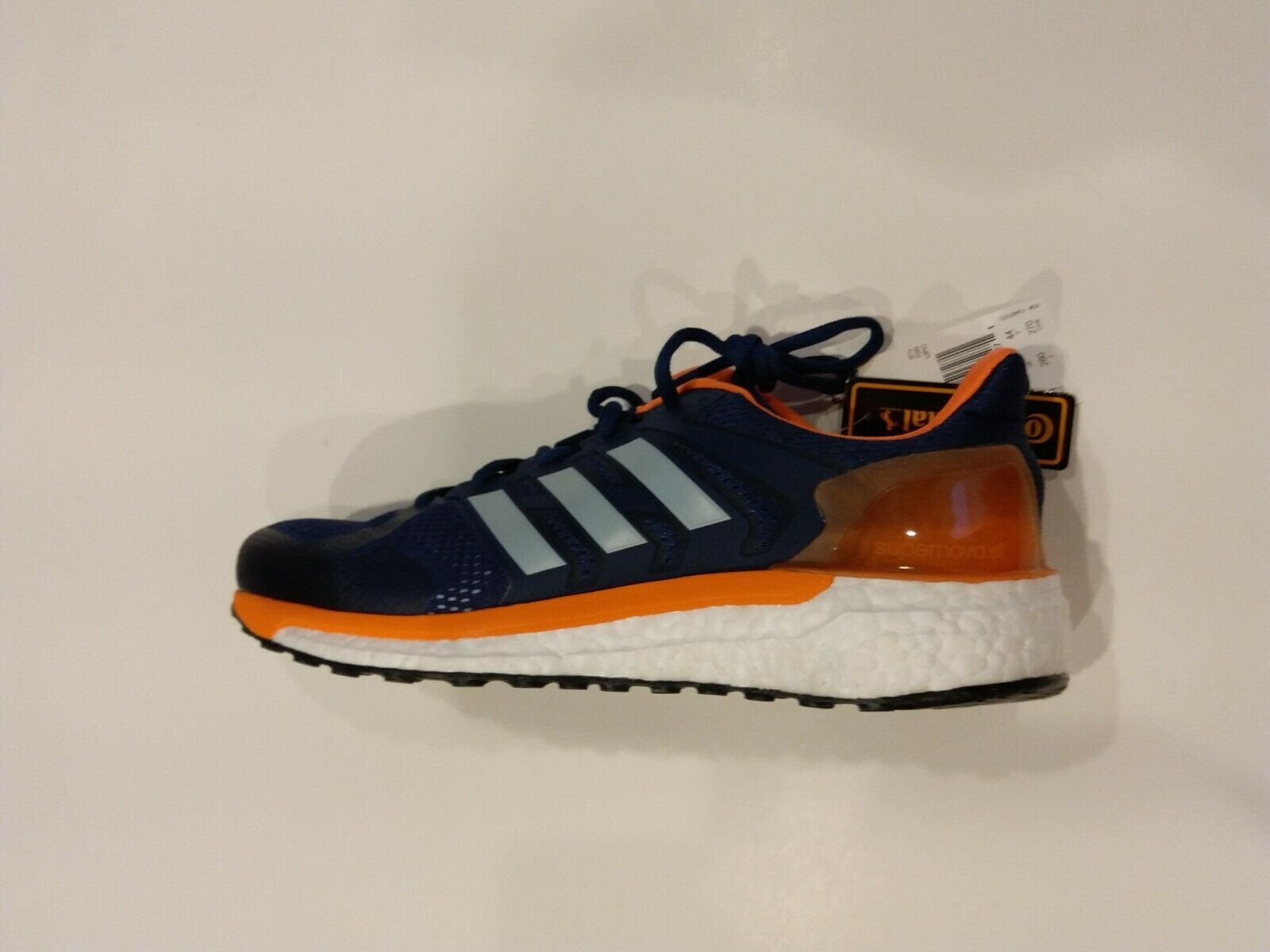 Primary image for Adidas Supernova ST Boost Womens Running Shoes - Blue SZ-11