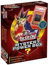Yu-Gi-Oh! Mystery Power Box Trading Card Game - 1 Blind Pack [New] - $39.99