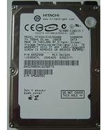 HTS541610J9SA00 Hitachi 100gb 5400rpm Sata 2.5 inch Hard Drive - $44.05