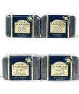 4 Count A La Maison 8.8 Oz Sea Mud Coconut & Olive Oils Hand & Body Soap - $24.99