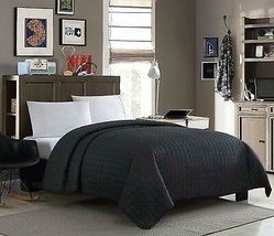 VCNY Home Jackson Quilt, Twin, Black - $60.00+